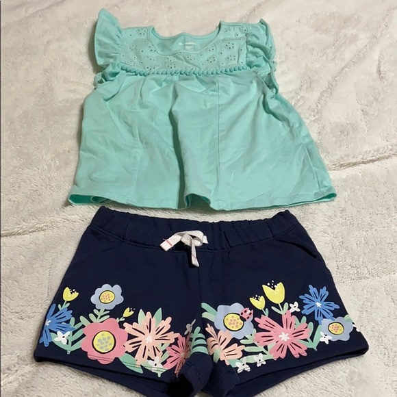 Garanimals & Jumping Beans Other - Toddler Pullover Short and Shorts.
